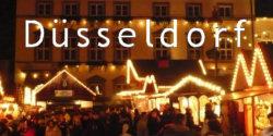 kerstmarkt dusseldorf duitsland