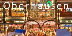 kerstmarkt oberhausen duitsland